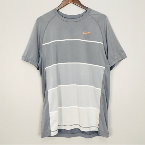 NWT BOYS NIKE DRI-FIT FOOTBALL THEMED TEE ~ SHIRT SIZE YOUTH LARGE ~ MSRP $20.00